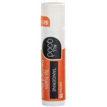 All Good SPF 20 Lip Balm - Tangerine
