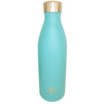 Natural Life Stainless Steel Double Wall Water Bottle - Blue