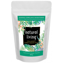 Natural Living Collagen & Super Greens Mix