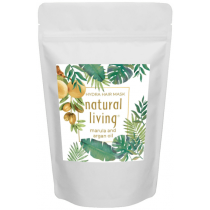 Natural Living Marula & Argan Oil Hair Mask