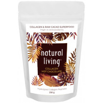 Natural Living Pure Collagen Hot Chocolate Mix