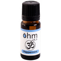 Ohm Oils Pure Peppermint Essential Oil