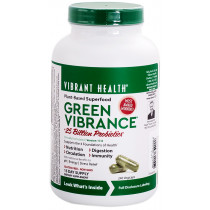 Green Vibrance Vegicaps 240's