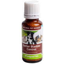 Feelgood Pets Better Bladder Control