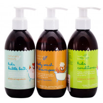 Naturals Beauty Kids Bathtime Set