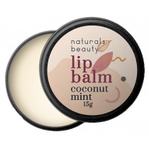 Naturals Beauty Coconut Mint Balm