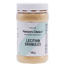 Nature's Choice Lecithin Granules