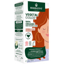 Herbatint Vegetal Color - Henna Love Power