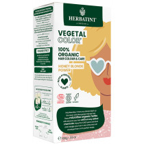 Herbatint Vegetal Color - Honey Blonde Power