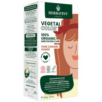 Herbatint Vegetal Color - Pure Caramel Power