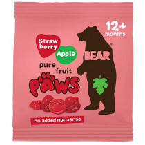 Bear Paws Strawberry Apple