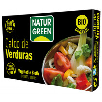 Naturgreen Vegetable Broth Cubes