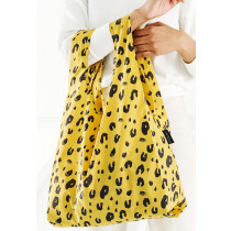 MyBaguse Leopard Reusable Shopping Bag