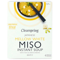 Clearspring Mellow White Miso Instant Soup