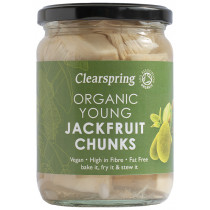 Clearspring Organic Young Jackfruit Chunks