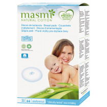 Masmi Organic Cotton Breast Pads