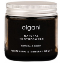Olgani Toothpaste Powder - Charcoal & Cocoa