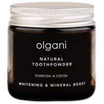 Olgani Toothpaste Powder - Charcoal & Cocoa