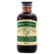 Nielsen-Massey Organic Madagascar Bourbon Vanilla Extract 60ml