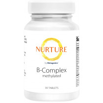 Nurture By Metagenics B-Complex Methylated
