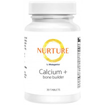 Nurture By Metagenics Calcium+ Bone Builder