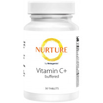 Nurture By Metagenics Vitamin C+ Buffered