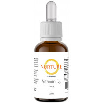 Nurture By Metagenics Vitamin D3 Drops