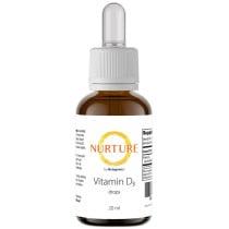 Nurture By Metagenics Vitamin D3 Drops