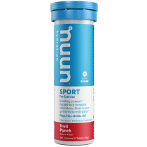 nuun Hydration Sport Fruit Punch