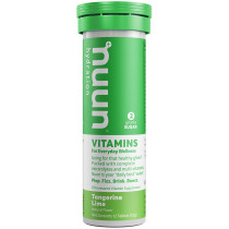 nuun Hydration Vitamins Tangerine Lime