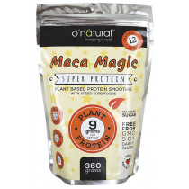 O'Natural Maca Magic Protein Smoothie Mix - 360g