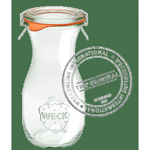 Weck Juice Glass Jar