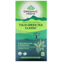 Tulsi Tea with Green Tea