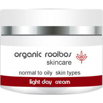 Organic Rooibos Light Day Cream (Normal-Oily)