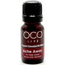 Organico by Oco Life Ache Away Essential Oil Blend