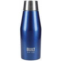 Built Perfect Seal Insulated Water Bottle - 330ml - Midnight Blue