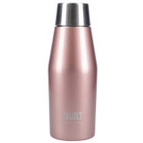 Built Perfect Seal Insulated Water Bottle - 330ml - Rose Gold