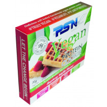 PSN Lifestyle Vegan Protein Cookie - Raspberry Waffle