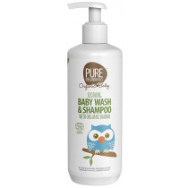 Pure Beginnings Soothing Baby Wash & Shampoo with Organic Baobab