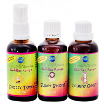 Pure Herbal Remedies Kiddies Recovery Bundle