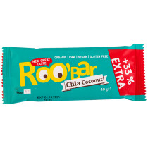 Roobar Chia & Coconut Bar