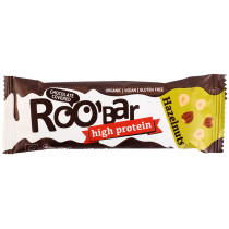 Roobar Hazelnut Chocolate Protein Bar