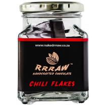 Rrraw Chocolate 80% Dark Cayenne Pepper Jar