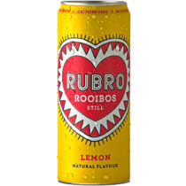 RUBRO Still Rooibos Tea - Lemon