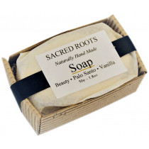 Sacred Roots Beauty Palo Santo & Vanilla Soap