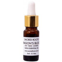 Sacred Roots Dragons Blood Oil with Dropper