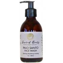 Sacred Roots Palo Santo Face Wash