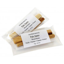 Sacred Roots Palo Santo Wood Sticks