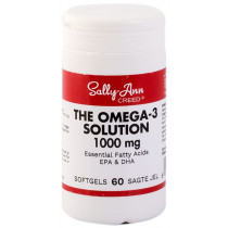 Sally Ann Creed Omega-3 Solution