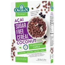 Orgran Acai & Coconut Cereal - Sugar Free